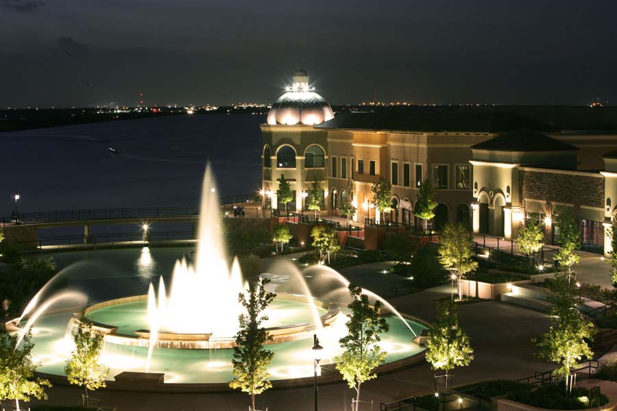 Rockwall Harbor _ Feature Fountain