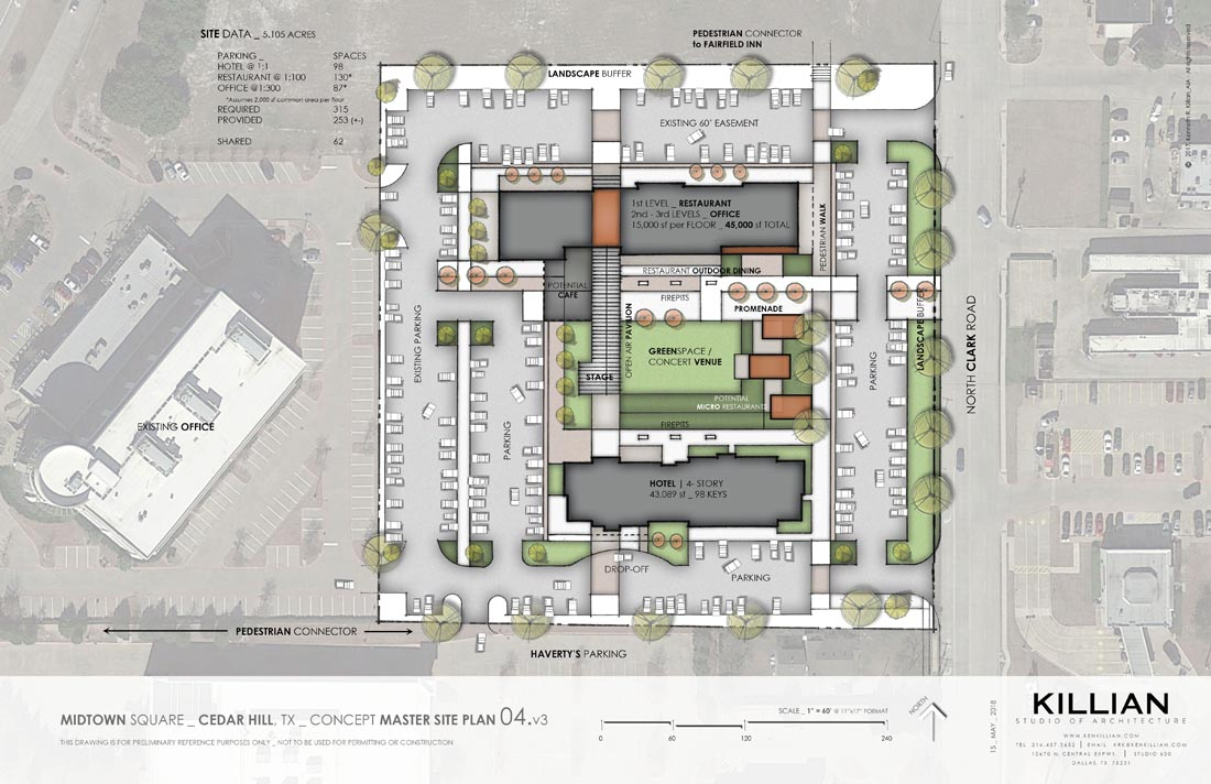 02 MIDTOWN SITE PLAN