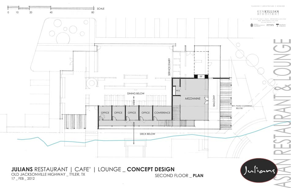 04-_-JULIANS- Second Floor Plan