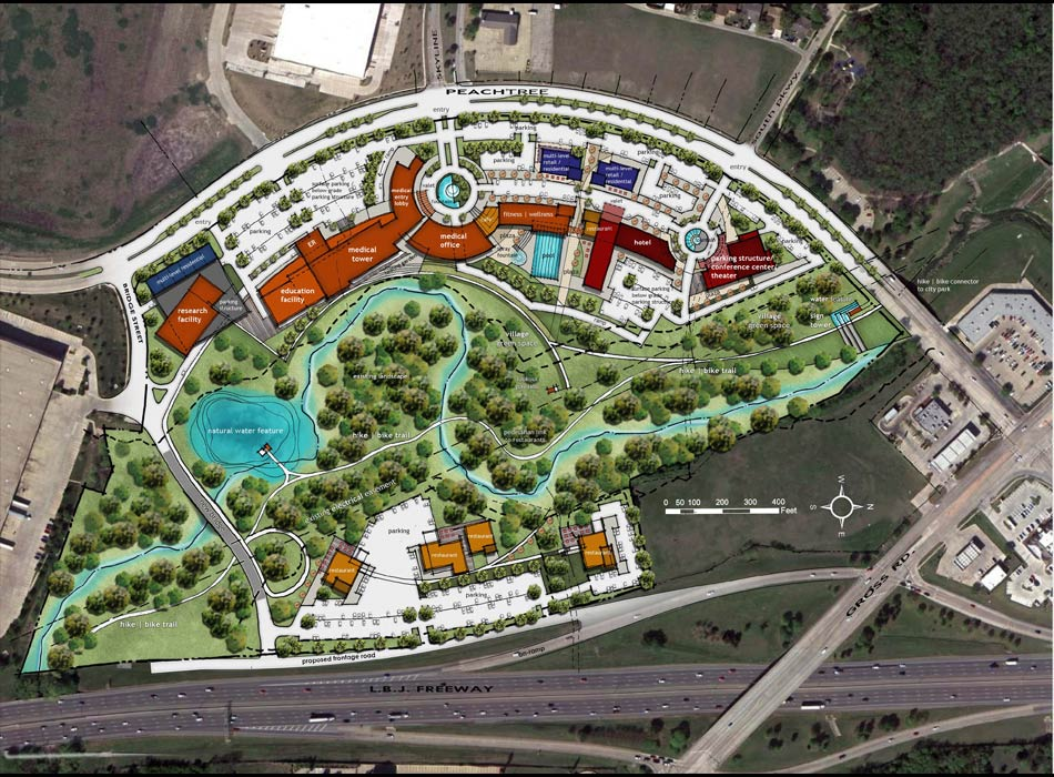 Peachtree _ Site Plan