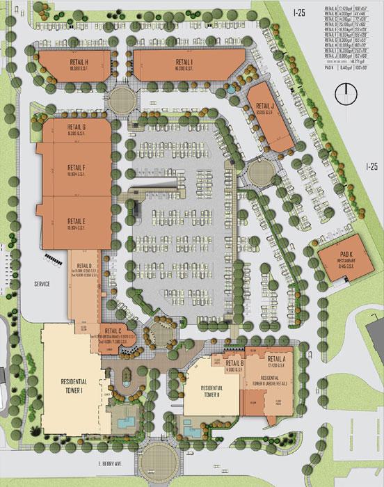 Landmark _ Master Site Plan