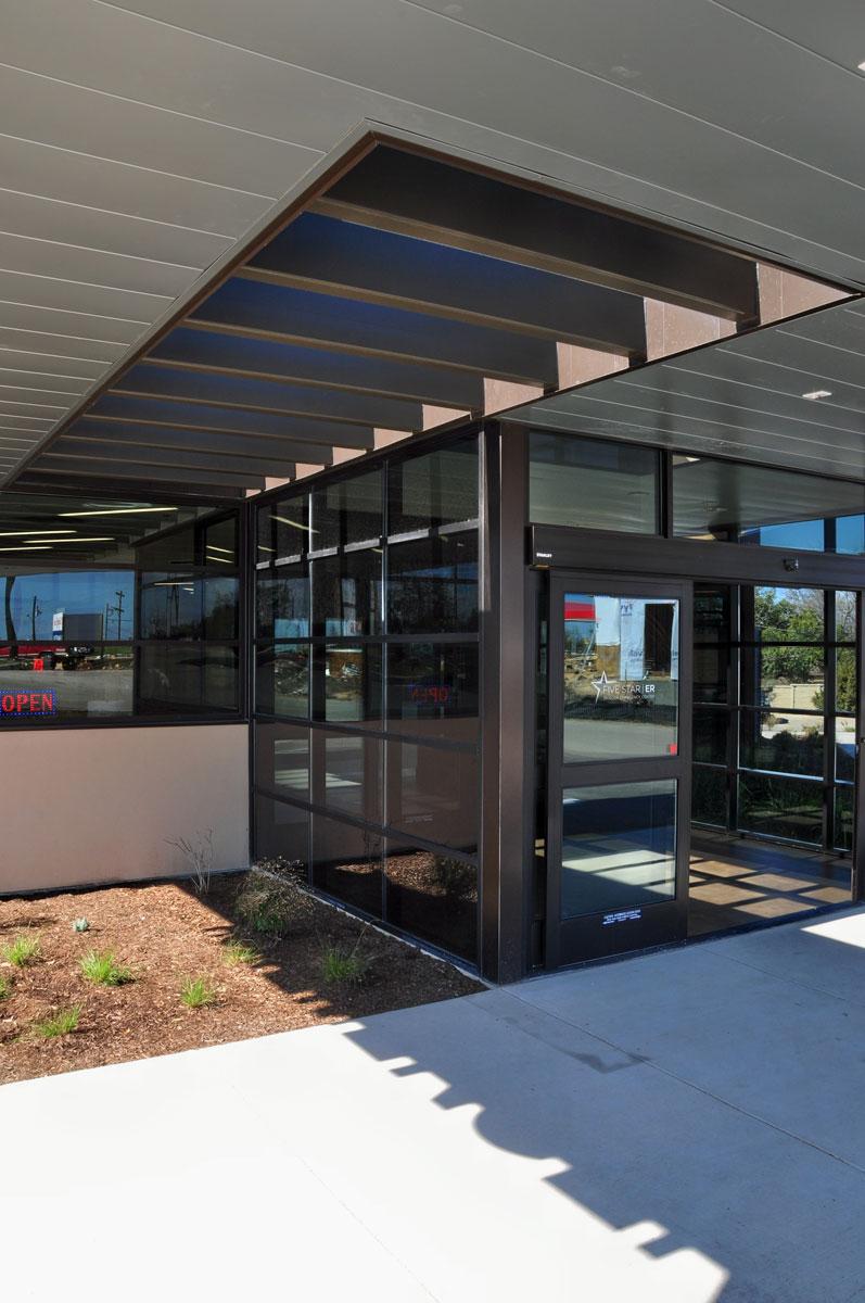 Round Rock ER _ Main Entrance