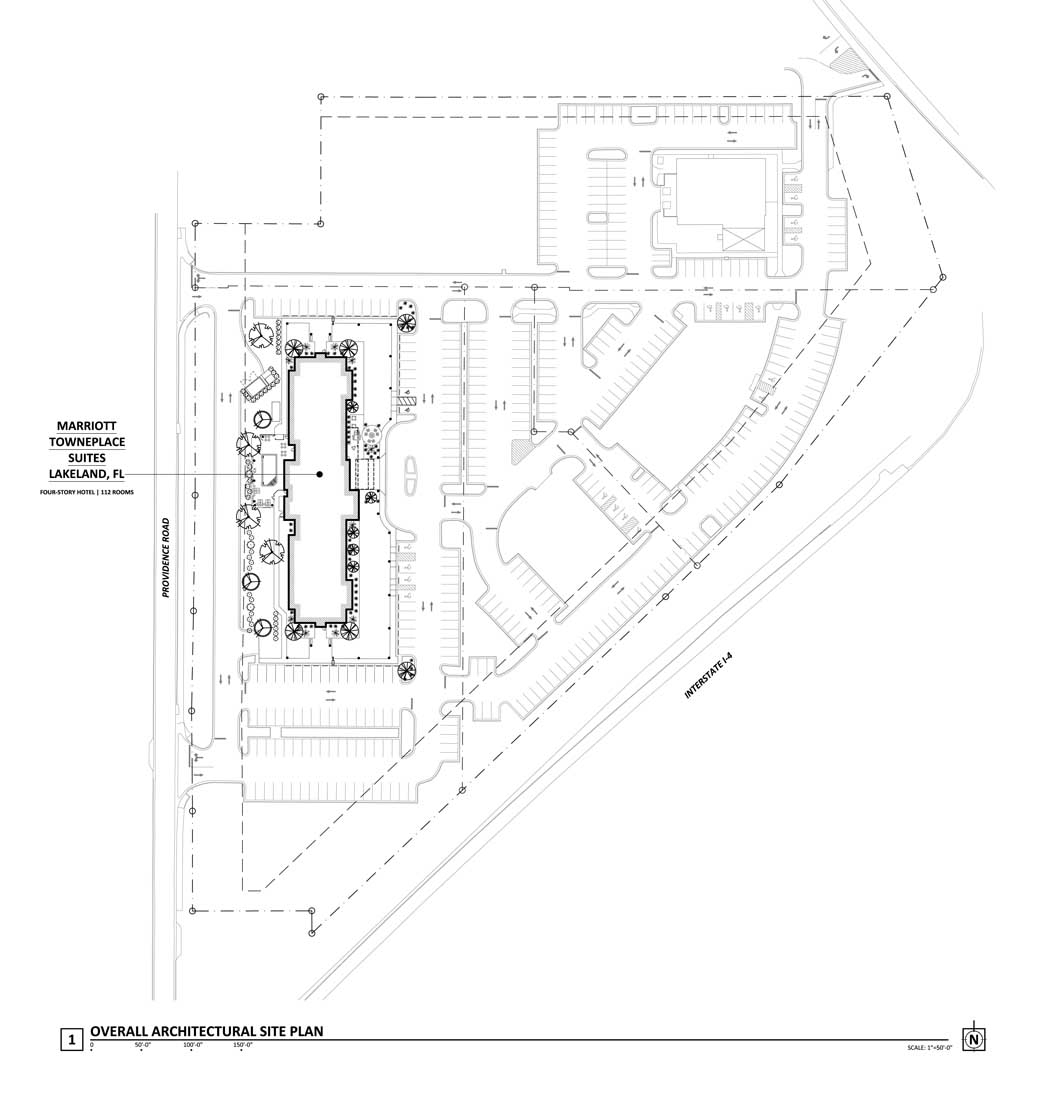 LAKELAND FL -Site Plan