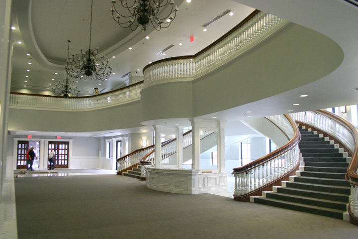 MESSIAH - Foyer