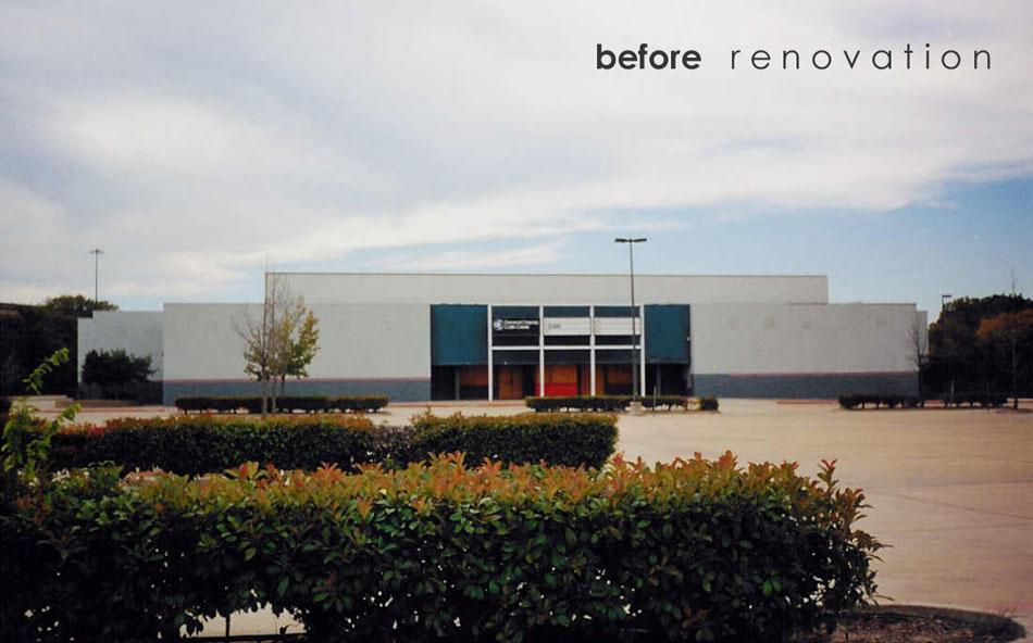 UA Cinema _ Before Renovation