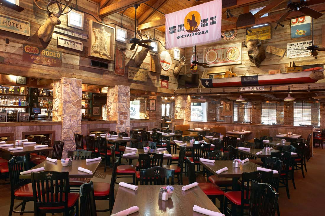 Saltgrass- Interior Dining