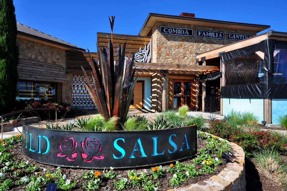 WILD SALSA - Exterior